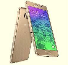 Samsung alpha gold bell/virgin.