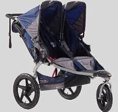 Looking for: Double Jogging Stroller