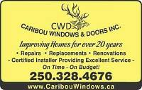 Window and Door Sales and Services