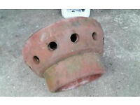 "Clay ""Pepper Pot"" Style Chimney Cowl - 19th/20th century - Herb planter?"