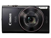 Digital Camera IXUS 285 Black 20.2MP