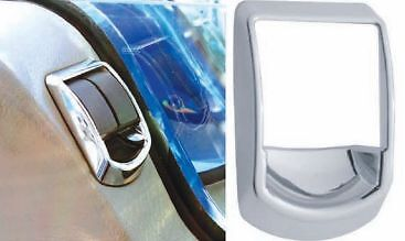Kenworth W900 T800 T660 C500 2006+ Chrome Window Switch Cover for sale  Ocala