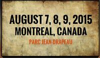 2 Heavy Montreal Weekend Passes
