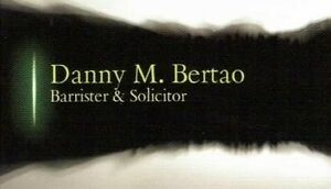 Criminal Defence and Family Law Lawyer - Toronto