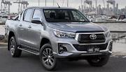 5 HILUX SR5 Wheels and Tyres - NEW, 0 klms Brisbane City Brisbane North West Preview
