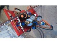 Mini Oxy-Propylene welding equipment