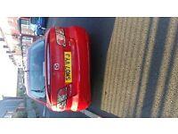 Mazda 6 sport 2007 reg for sale