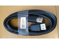 GENUINE DELL DISPLAY PORT 1.2mtr CABLE MALE T
