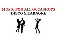 Professional Mobile Disco and Karaoke Hire (with DJ) - All occasions catered for