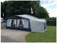 Conway Countryman AWNING EXTENSION AND INNER TENT