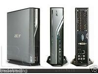 Ultra Fast Desktop Dual Core 2.0GHz 3GB 120GB SSD Windows 7 Small Computer PC-4