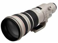 Canon 500mm f/4 L IS EF USM Telephoto Lens USED BARGAIN
