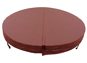 2M Round Spa Hot Tub Jacuzzi Cover / Couvercle De Spa