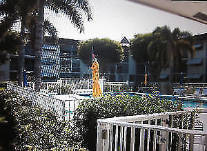 CONDO A LOUER  DEERFIELD,FLORIDE DECEMBER AND JANUARY 2018