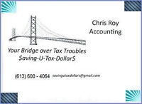• • Corporate Tax Returns/Accounting • 15+yrs of Experience • •