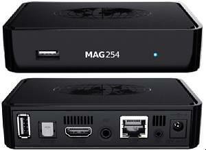 IPTV Boxes and Subsciption - Mag 254 - $99
