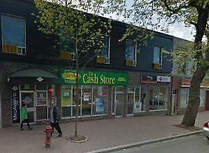 Commercial Building Located Downtown Corner Brook