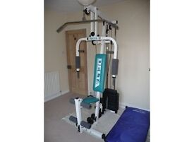 HOME GYM.. Almost new!!! Open to offers