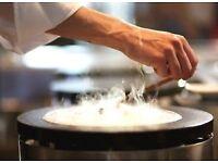 Crepe & Waffle Maker :-