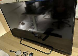 """Dick Smith 41.5"""" UHD DLED LCD TV [385] Braybrook Maribyrnong Area Preview"""