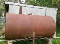 500 GALLON STEEL TANK USED FOR WATER