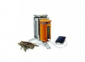 The Biolite CampStove has all kinds of uses.