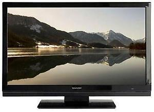 GREAT CONDITION SHARP TV 1080p - 42 INCHES DOLBY DIGITAL