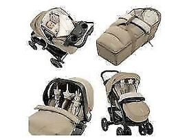 Graco Quattro bear and friends tour deluxe
