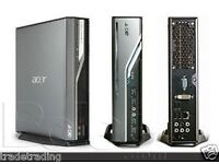 FAST POWERFUL ACER VERITAN 1000WINDOWS7 DESKTOP PC TOWER COMPUTER DVD WIN7 SMALL