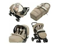 Graco bear and friends travel system with 2 car seat bases