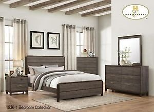 Hometown Furniture --- bedroom set on sale
