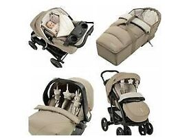 Graco Quattro Tour Deluxe Bear & Friends Travel System