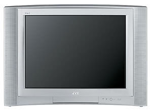 "32""JVC TV with remote"