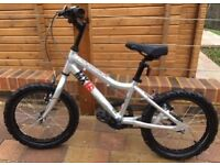 Kids Ridgeback Bike - MX16