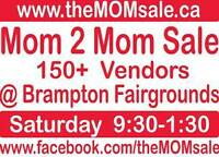 ---->> Don't miss Brampton Biggest MOM 2 MOM Sale OCTOBER 3rd!!!