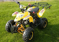 New 110cc Quads, Starting at $589 plus tax