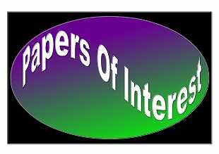 Papers of Interest