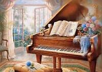 Private Classical Piano Lessons-All levels&Ages-B.MUS&M.MUS----