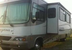 38Ft Class A Motorhome for RENT