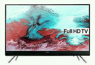"""New boxed samsung 32"""" LED tv built in usb player HD freeview. UE32K5100."""
