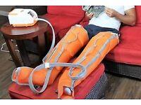 Air Compression Leg Massager Boots Richmond / Ham