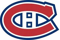 2 tickets: Vancouver Canucks at Montreal Canadiens - 16 November