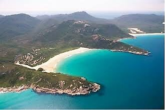 3 x campsites at Wilsons Promontory for two nights - 15-17 Dec