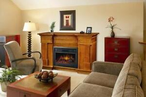 Electric Fireplace With Built In Wine Cooler Gatineau Ottawa / Gatineau Area image 2