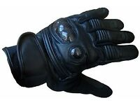 Rk Sports 659 Leather Gloves