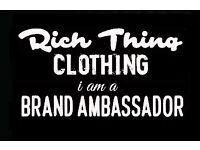 Sales Reps For Start Up Clothing Brand Wanted - Earn As Much As You Can