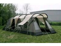 NEW. Athens 4 tent. Durable easy pitch 2 room. Large 4 person.