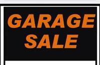Arbor Creek Garage Sale this Weekend!!