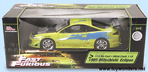 (Recherché,wanted) fast and furioua diecast 1.18