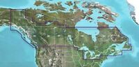 GARMIN Entire Canada HXCA015R or Canada LakeVu HD BLUECHART